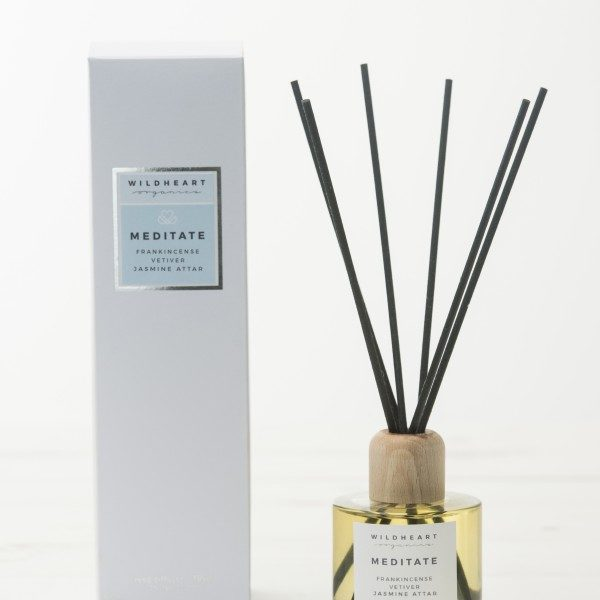 Mediate diffuser for meditation