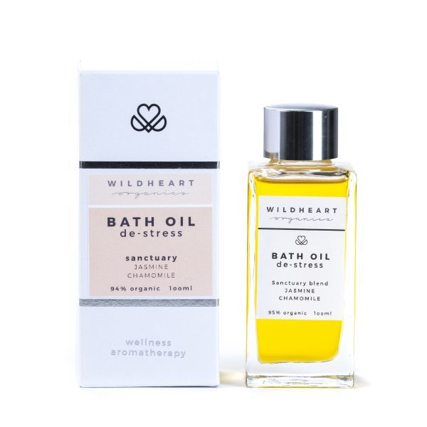 Sanctuary Luxury Bath Oil