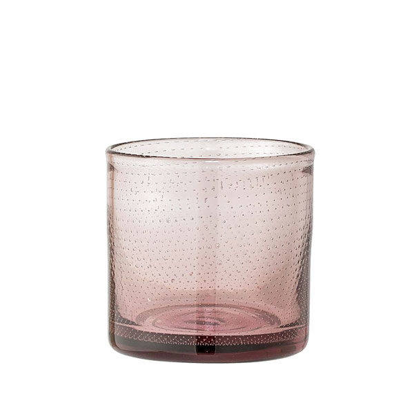 rose-bubble-effect-candle-holder