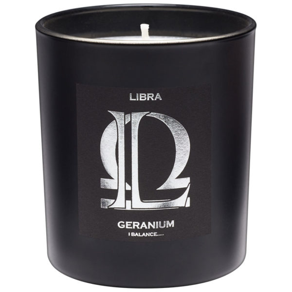 Libra luxury Zodiac candle